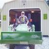 "Jim ""NOW"" on His  John Deere"
